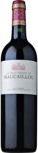 "Вино ""Le Haut-Medoc de Maucaillou"", Haut-Medoc AOC"