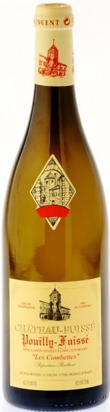 Вино Pouilly-Fuisse AOC Les Combettes 2007