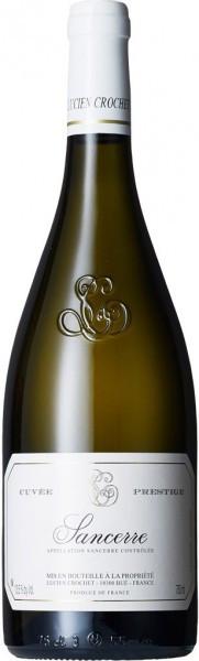 "Вино Lucien Crochet, ""Cuvee Prestige"" Blanc, Sancerre AOC, 2013"