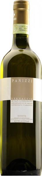 Вино Panizzi, Vernaccia di San Gimignano DOCG Riserva, 2010