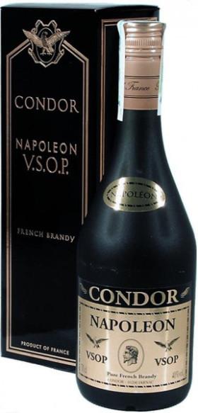 """Бренди """"Condor"""" Napoleon VSOP, gift box, 0.7 л"""