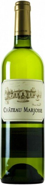 "Вино ""Chateau Marjosse"" Blanc, Entre-Deux-Mers AOC, 2006"