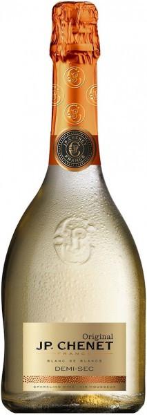 Игристое вино J. P. Chenet, Blanc de Blancs Demi-Sec