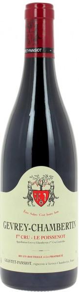 "Вино Domaine Geantet-Pansiot, Gevrey-Chambertin Premier Cru ""Le Poissenot"", 2012"