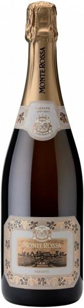 "Игристое вино Monte Rossa, ""Sanseve"" Saten Brut, Franciacorta DOCG"