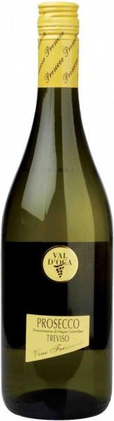 Игристое вино Val d'Oca Prosecco Treviso Frizzante DOC