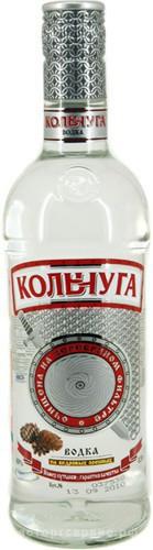 """Водка """"Kolchuga"""" Na kedrovih oreshkah, 0.5 л"""