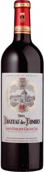 Вино Chateau Des Combes, Grand Cru Saint-Emilion AOC, 2013
