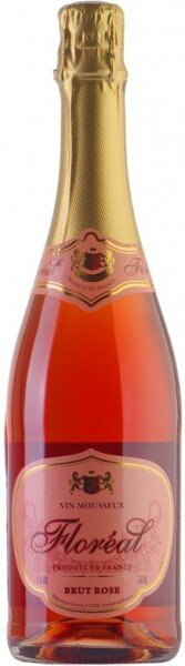 "Игристое вино Patriarche, ""Floreal"" Rose Brut"