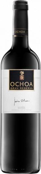 """Вино """"Ochoa"""" Gran Reserva, 2008"""