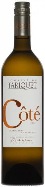 """Вино Domaine du Tariquet, """"Cote"""" Tariquet, Cotes de Gascogne VDP, 2013"""