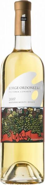 "Вино Jorge Ordonez & Co, ""Victoria Conarte"", Malaga DO, 2007"