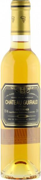 Вино Chateau Guiraud, Sauternes, 2003, 0.375 л