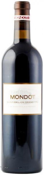 """Вино """"Mondot"""", Saint-Emilion Grand Cru AOC, 2006"""