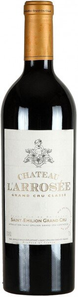 Вино Chateau L'Arrosee, Saint-Emilion Grand Cru AOC, 2007