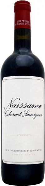 """Вино De Wetshof, """"Naissance"""" Cabernet Sauvignon, 2013"""