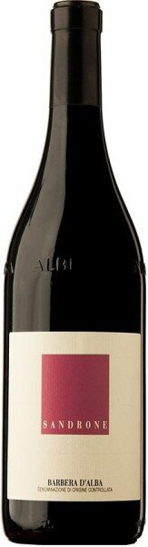 Вино Luciano Sandrone, Barbera d'Alba DOC, 2010, 1.5 л