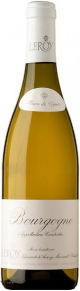 "Вино Domaine Leroy, Bourgogne ""Fleurs de Vignes"" AOC"