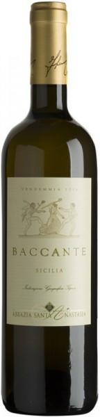 "Вино Abbazia Santa Anastasia, ""Baccante"", Sicilia IGT, 2008"