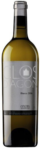 Вино Clos d'Agon blanco Cataluna DO 2004