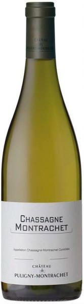 Вино Domaine du Chateau de Puligny-Montrachet, Chassagne-Montrachet AOC, 2007, 0.375 л