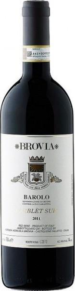 """Вино Brovia, """"Garblet Sue"""", Barolo DOCG, 2011"""