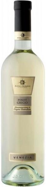 Вино 47 Anno Domini, Pinot Grigio, Venezia DOC, 2014