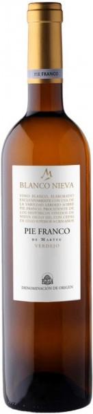 "Вино Blanco Nieva, ""Pie Franco"" Verdejo, Rueda DO, 2013"