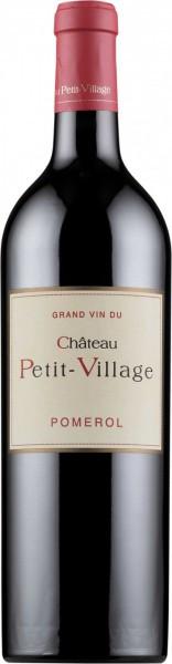 Вино Chateau Petit Village Pomerol AOC 2007