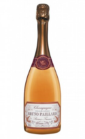 Шампанское Bruno Paillard Premiere Cuvee Rose Brut Champagne 0.75л