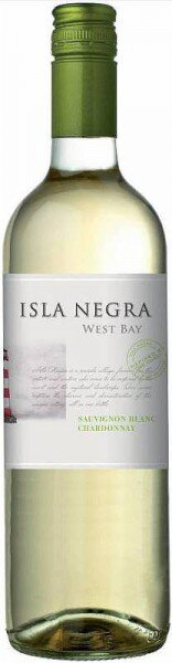 "Вино Isla Negra, ""West Bay"" Sauvignon Blanc-Chardonnay, 2016"