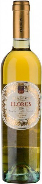 """Вино """"Florus"""" Moscadello di Montalcino DOC, 2010, 0.5 л"""