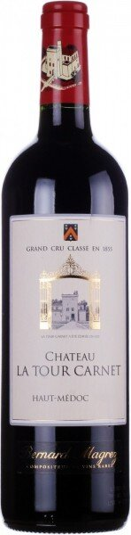 Вино Chateau La Tour Carnet Grand Cru Classe, Haut-Medoc AOC, 2010