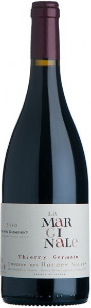 """Вино Domaine des Roches Neuves, """"La Marginale"""", Saumur Champigny AOC, 2010"""