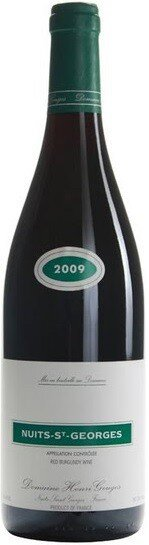 Вино Domaine Henry Gouges, Nuits-Saint-Georges AOC, 2009