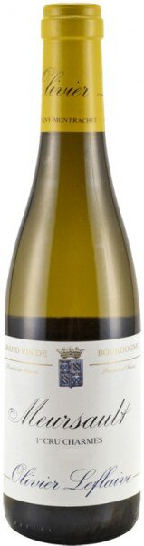 Вино Meursault-Charmes, 1er Cru AOC 2005, 0.375 л