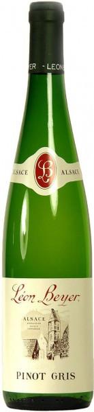Вино Leon Beyer, Pinot Gris, Alsace AOC, 2013