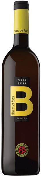 "Вино Pares Balta, ""Blanc de Pacs"", Penedes DO, 2011"