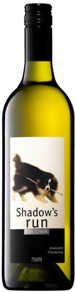 "Вино Fox Creek, ""Shadow's Run"" Unwooded Chardonnay, 2011"