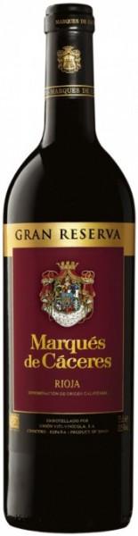 Вино Marques de Caceres, Gran Reserva, 2008