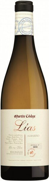 "Вино Martin Codax, ""Lias"" Albarino, 2012"