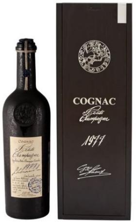 Коньяк Lheraud Cognac 1977 Petite Champagne, 0.7 л