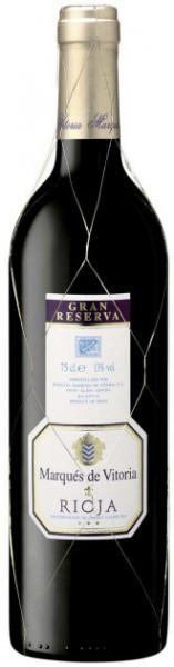Вино Marques de Vitoria, Gran Reserva, Rioja DO, 2001