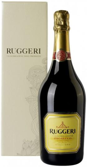 Игристое вино Prosecco Valdobbiadene Giall'Oro DOC, gift box