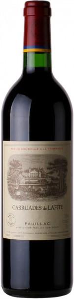 "Вино ""Carruades de Lafite"", Pauillac AOC, 2010, 0.75"