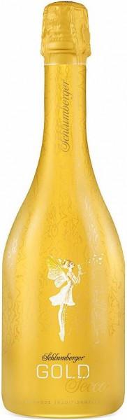 Игристое вино Schlumberger, Gold Trocken, 2012