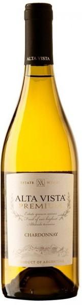 "Вино Alta Vista, ""Premium"" Chardonnay, 2014"