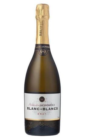 Игристое вино Geisweiler Excellence Blanc de Blancs Brut 0.75л