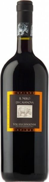 """Вино La Spinetta, Sangiovese """"Il Nero Di Casanova"""", Toscana IGT, 2008, 1.5 л"""