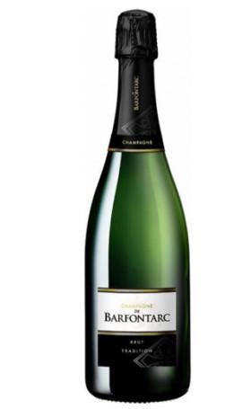 Шампанское Region de Baroville Barfontarc Tradition Brut gift box 1.5л